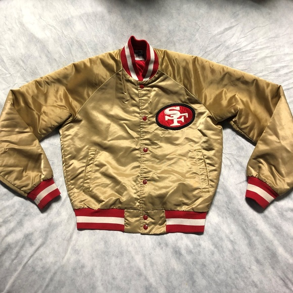 2fa261fa Chalk Line San Francisco 49ers Forty Niners Jacket